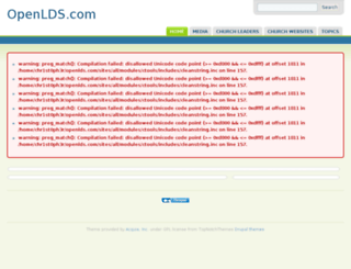 openlds.com screenshot