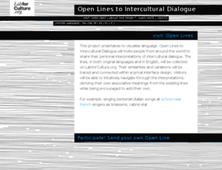 openlines.labforculture.org screenshot