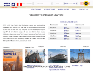 openloop-ny.com screenshot