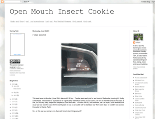 openmouthinsertcookie.blogspot.com screenshot