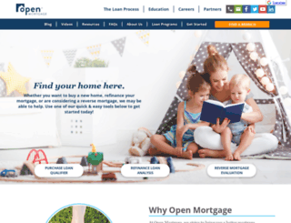 openmtg.com screenshot