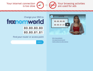 opennet.tk screenshot