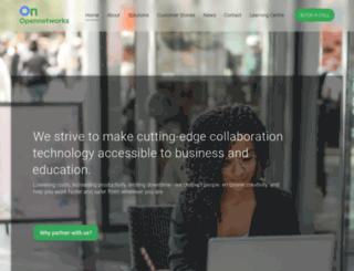 opennetworks.com screenshot