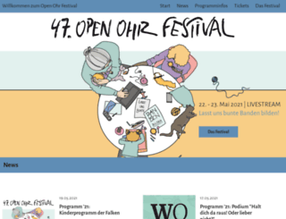 openohr.de screenshot