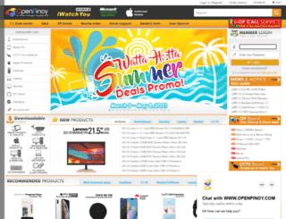 openpinoy.com screenshot