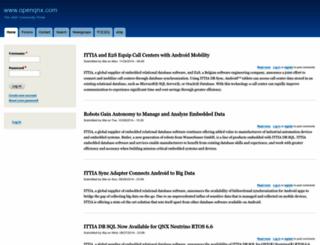 openqnx.com screenshot