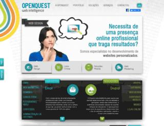 openquest.pt screenshot