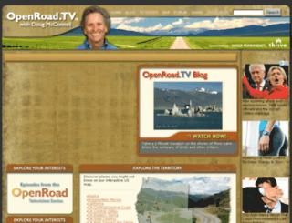 openroad.tv screenshot