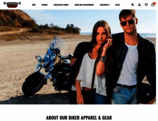 openroadleatherandaccessories.com screenshot