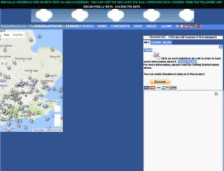 openskymap.com screenshot