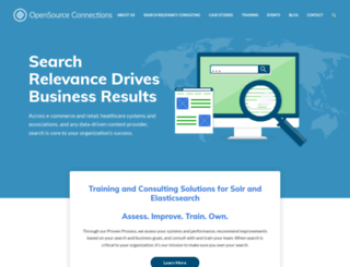 opensourceconnections.com screenshot