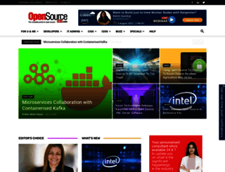 opensourceforu.com screenshot