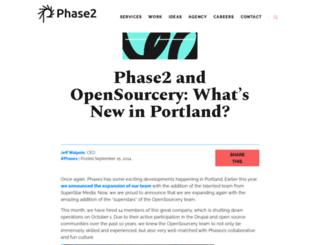 opensourcery.com screenshot