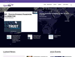 opentox.com screenshot