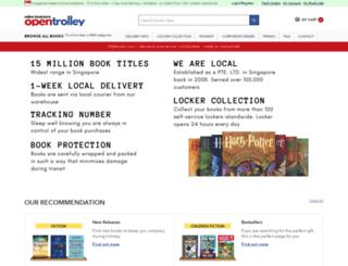 opentrolley.com.sg screenshot