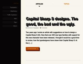 opentype.info screenshot
