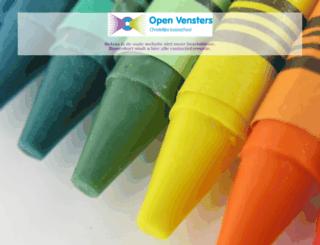 openvensters.nl screenshot