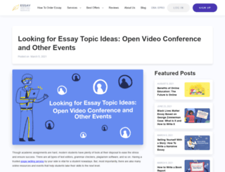 openvideoconference.org screenshot