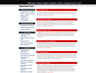 openxservices.com screenshot