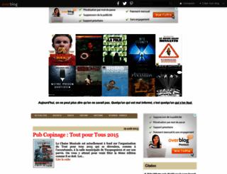 openyoureyes.over-blog.ch screenshot