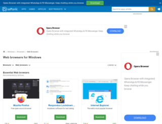 opera-browser-native.en.softonic.com screenshot