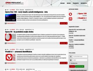 opera-prehliadac.com screenshot