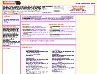 opera.blogtiengviet.net screenshot