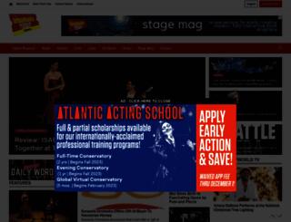 opera.broadwayworld.com screenshot