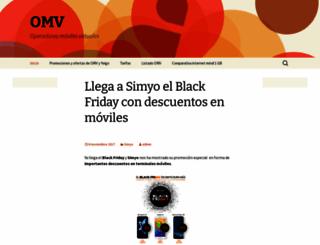 operadoravirtual.es screenshot