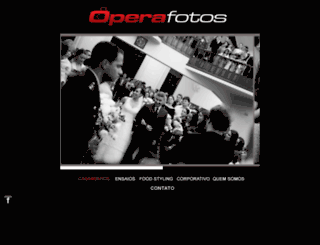 operafotos.com.br screenshot