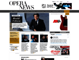 operanews.com screenshot