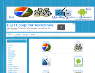 operatingsystem.rs screenshot