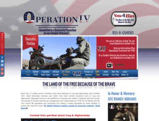 operationiv.org screenshot