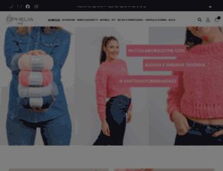 opheliaitaly.com screenshot
