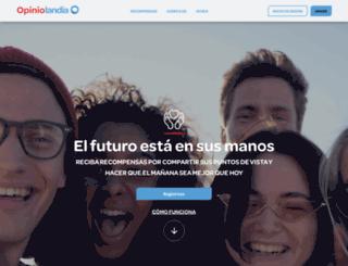 opiniolandia.com.mx screenshot