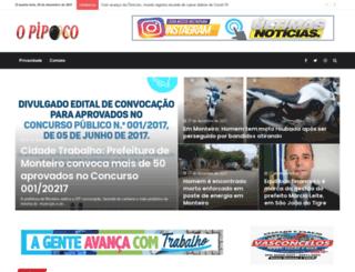 opipoco.com.br screenshot