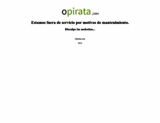 opirata.com screenshot