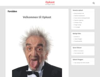 opkast.net screenshot