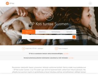 opkk.fi screenshot
