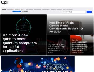 opli.net screenshot