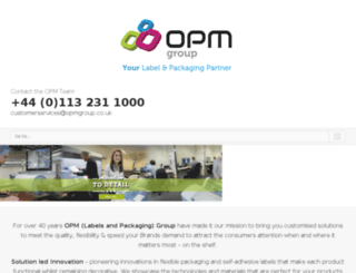 opmlabels.com screenshot