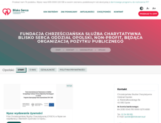 opolski.chsch.pl screenshot