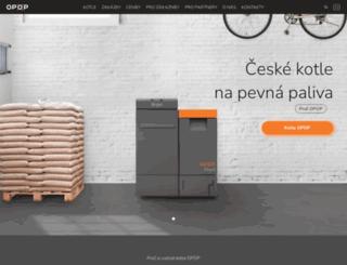 opop.cz screenshot