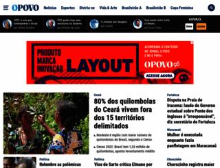 opovo.com.br screenshot