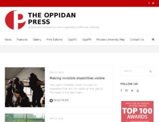oppidanpress.com screenshot