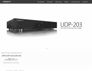 oppodigital.co.uk screenshot