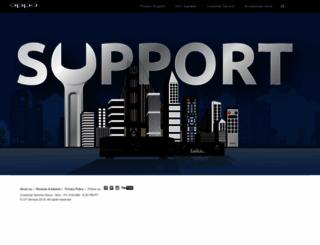 oppodigital.com screenshot