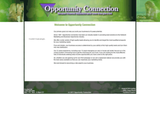 opportunityconnection.com screenshot