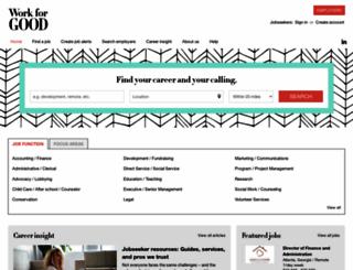 opportunityknocks.org screenshot
