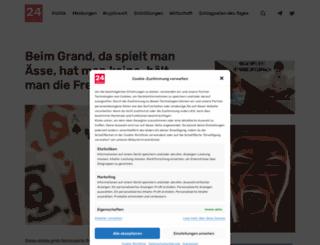 opposition24.de screenshot